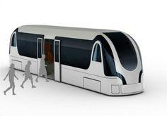 LDTS wireless tram