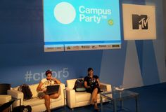 CAMPUS PARTY BRASIL  #CPBR Campus Party, Tecnologia, Pictures