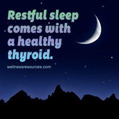Learn how to improve sleep quality and enhance thyroid function! Thyroid Issues, Thyroid Disease, Thyroid Health, Health Tips, Health And Wellness, Health Fitness, Fibromyalgia Pain, Holistic Nutrition, Keeping Healthy