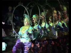34 Ideas De Alegria Cirque Du Soleil Circo Del Sol Circo