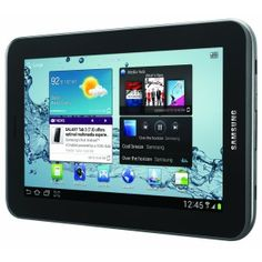 Samsung Galaxy Tab 2 with WiFi Touchscreen Tablet PC Featuring Android (Ice Cream Sandwich) Operating System, Silver Samsung Galaxy Tab2, Samsung Tabs, Galaxy Tablet, Galaxy 2, Consoles, Tablet Reviews, Thing 1, Latest Gadgets, Multi Touch