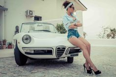 Alfa Female #alfa #alfaromeo #italiandesign