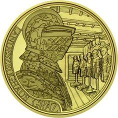 50 Euro Gold 200 Jahre Joanneum in Graz PP