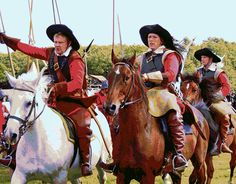 English Civil War cavalry - Google Search
