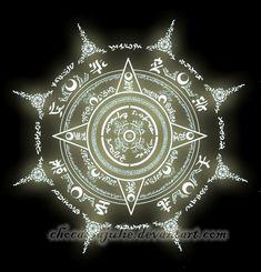 Magic Circle by ~chocassajulie on deviantART
