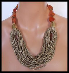 This is one of those necklaces that you will wear year round and reach for often.....just works with everything and because of extra length,