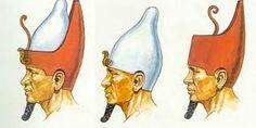 Výsledek obrázku pro faraonova koruna