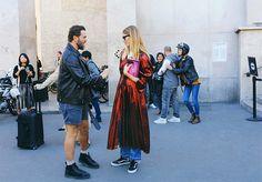Tendencias AW16: Vestido + pantalón