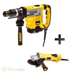 Martillo demoledor Dewalt D25601K - Bricomas