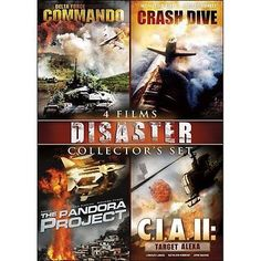 NEW Disaster Collector's Set V.3 (DVD)