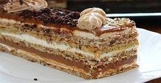 Toto je tá najchutnejšia krémová dobrota, ktorá nemá konkurenciu: Chutí báječne! - Recepty od babky Tiramisu, Pie, Ethnic Recipes, Desserts, Food, Basket, Torte, Tailgate Desserts, Cake