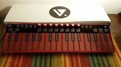 MATRIXSYNTH: Verbos Electronics - Touchplate Keyboard