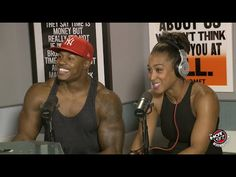 Simeon Panda & Lita Lewis discuss All Natural Body Building! - YouTube