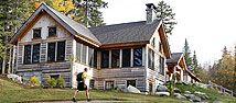 Gorman Chairback - hut-to-hut snowshoeing