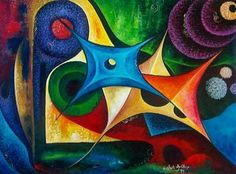 Abstract Art Ideas | Abstract Art - The Perfect Statement