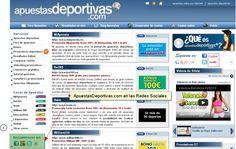 También podéis seguir a ApuestasDeportivas.com en las redes sociales Facebook, Google+, Twitter y YouTube.