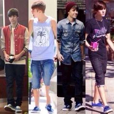 Our kidrauhl growing up..