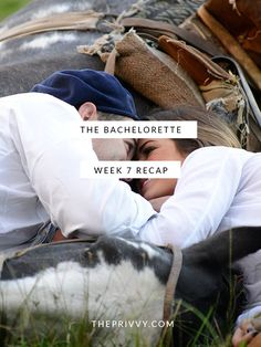 The Bachelorette Week 7 Recap | Alex, JoJo and the Horse | James, Robby, Chase and the Semi-Orgy | Jordan and the L-Word | Luke and the Other Horse