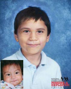 Henry Rodriguez     Missing Since Jul 25, 2008   Missing From Santa Ana, CA   DOB Feb 8, 2007
