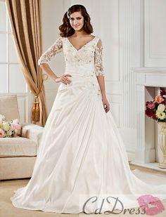 I like the top half Vintage Wedding Dress