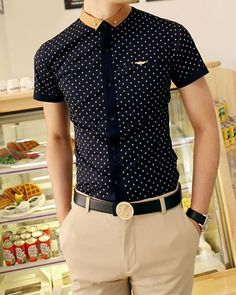 Slim trendy shirts,never disappoint!