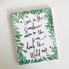 mia ellsworth planner