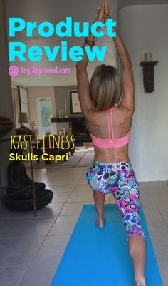 Product Review - Kast Fitness Yoga Capris