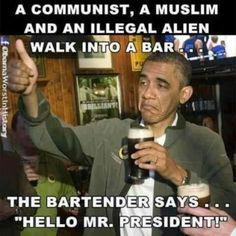 #IllegalAlien #Obama #President