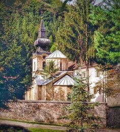 Tronosa Monastery Serbia