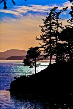 ✯ Puget Sound, USA