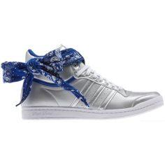 adidas Women's Top Ten Hi Sleek Bow Bandana Shoes   adidas UK