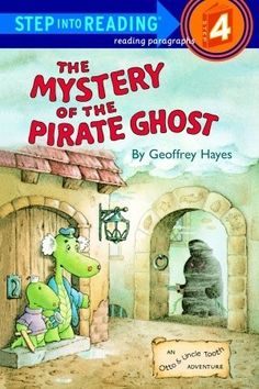 The Mystery of the Pirate Ghost.  This was one of my favorite books as a child.