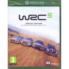 World Rally Championship 5 - Special Edition, Xbox One, Racing