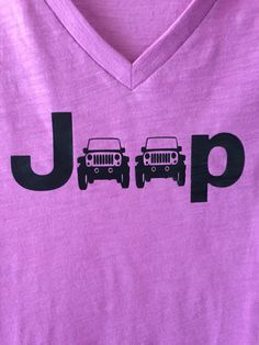 Jeep Shirt. A personal favorite from Etsy shop https://www.etsy.com/listing/232830332/womens-jeep-shirt