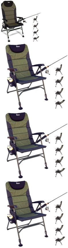 Chairs and Seats 19985: Fishing Chair With Adjustable Legs Earth Products Ultimate Outdoor Adjustable -> BUY IT NOW ONLY: $134.69 on eBay!