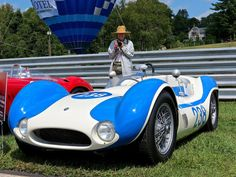 Maserati Birdcage raced by Sir Stirling Moss at this year's Lime Rock Historic Festival. Description from mindovermotor.com. I searched for this on bing.com/images