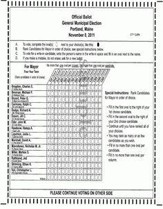 November 2016 Sample Ballot | Voting | Pinterest | Sample ballot ...