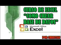 Microsoft Excel, Tutorial Excel, Internet, Base, Youtube, Writing, Paint, Blog Tips, Worksheets