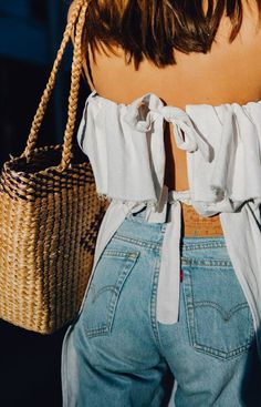 date outfit fall casual Looks Style, Style Me, Jean Vintage, Vintage Levis, Def Not, Business Mode, Mode Inspiration, Mode Style, Crop Tops