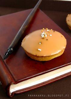 paha kakku: Gluteenittomat mokkabebet