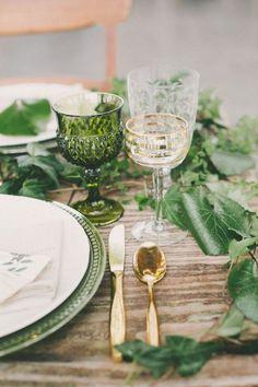 Déco Mariage : Des Idées à Piquer pour chez Soi // Hëllø Blogzine blog deco & lifestyle www.hello-hello.fr #wedding #mariage #deco #vintage