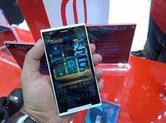 Intex Aqua Fish - First phone on SailFishOS 2.0