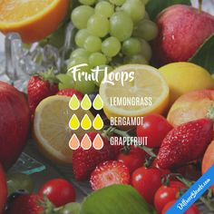 Fruit Loops - Essential Oil Diffuser Blend