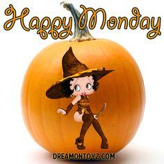 Betty Boop Halloween, Halloween Cartoons, Happy Halloween, True Love Pictures, Betty Boop Tattoos, Black Betty Boop, Betty Boop Pictures, Halloween Pictures, Halloween Ideas