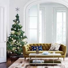 line the windows with twinkle lights