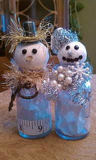 Another set of snow peeps