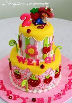 Margy's Musings: Cake Designs