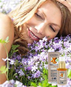 Ursula Karvens persoonlijke Logona tip: peeling met Logona Age Protection Hydro-Lipid balance #natuurcosmetica #vegan #natrue