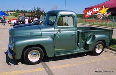 Vintage Cars, Antique Cars, Used Trucks, International Harvester, Led Headlights, Collector Cars, Manual Transmission, Pickup Trucks, Old Cars