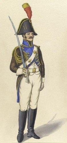 3º Regimiento Caballería de Línea 1810
